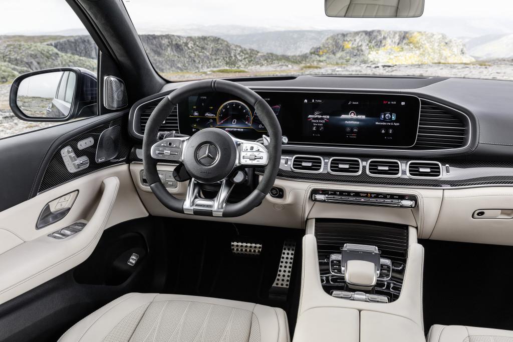 Mercedes-AMG GLE 63 S Coupé 2021