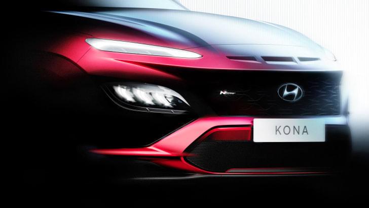Hyundai Kona N Line 2021