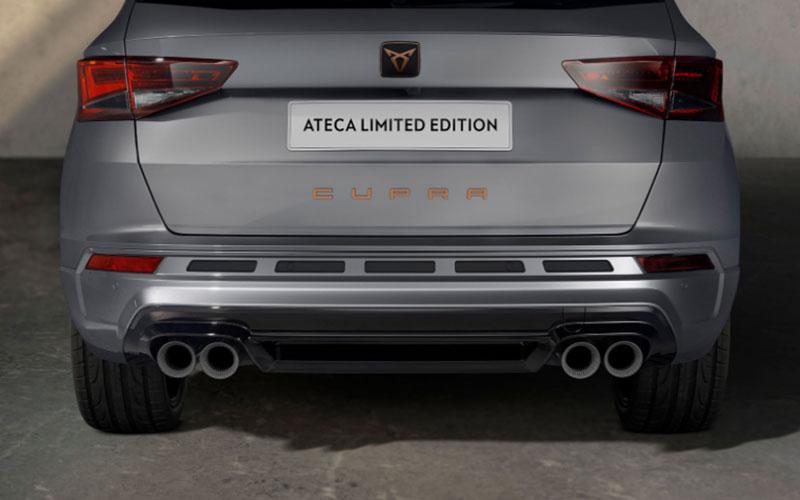 Cupra Ateca Limited Edition vista trasera