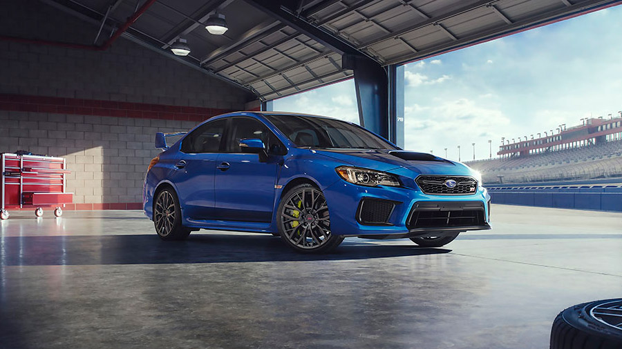 El Subaru WRX es un auto con un diseño que transpira deportividad