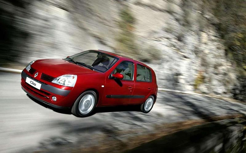 El Renault Clio