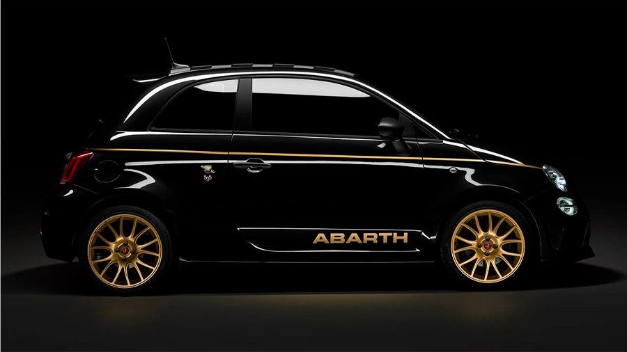 Lleva el mismo motor que el FIAT Abarth 595 Pista