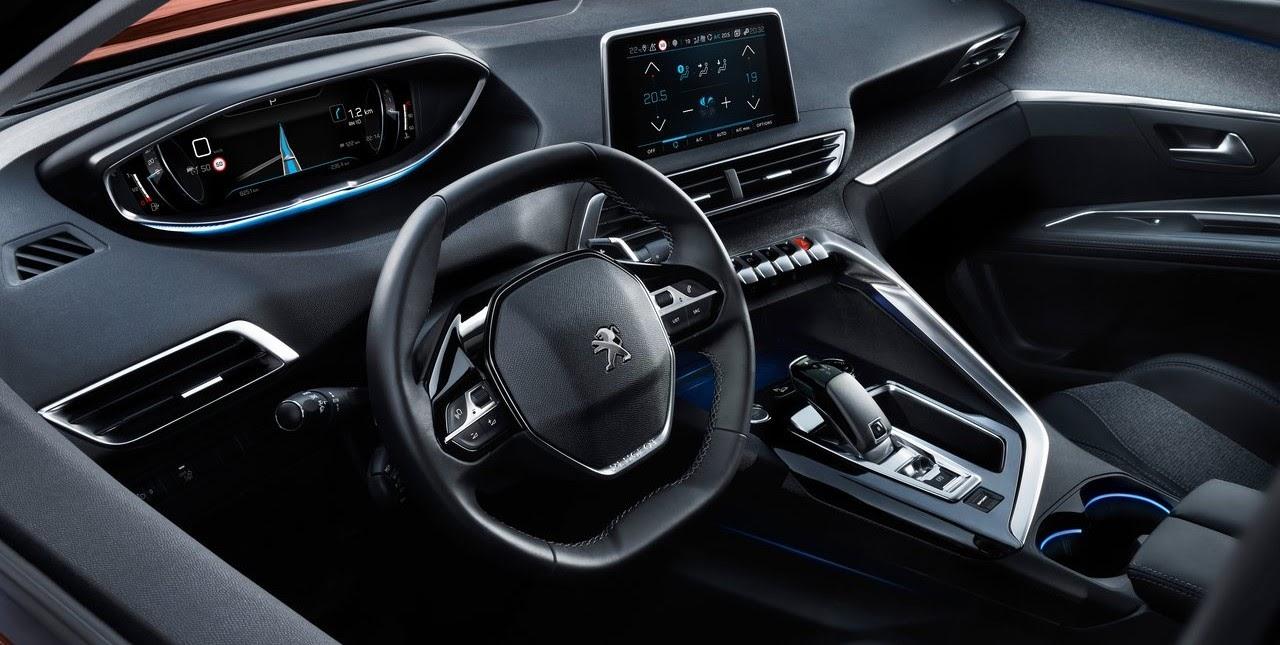 Peugeot 3008 platinum