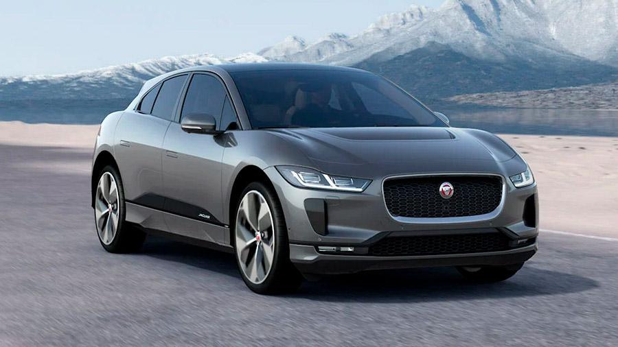autos eléctricos - Jaguar I-Pace