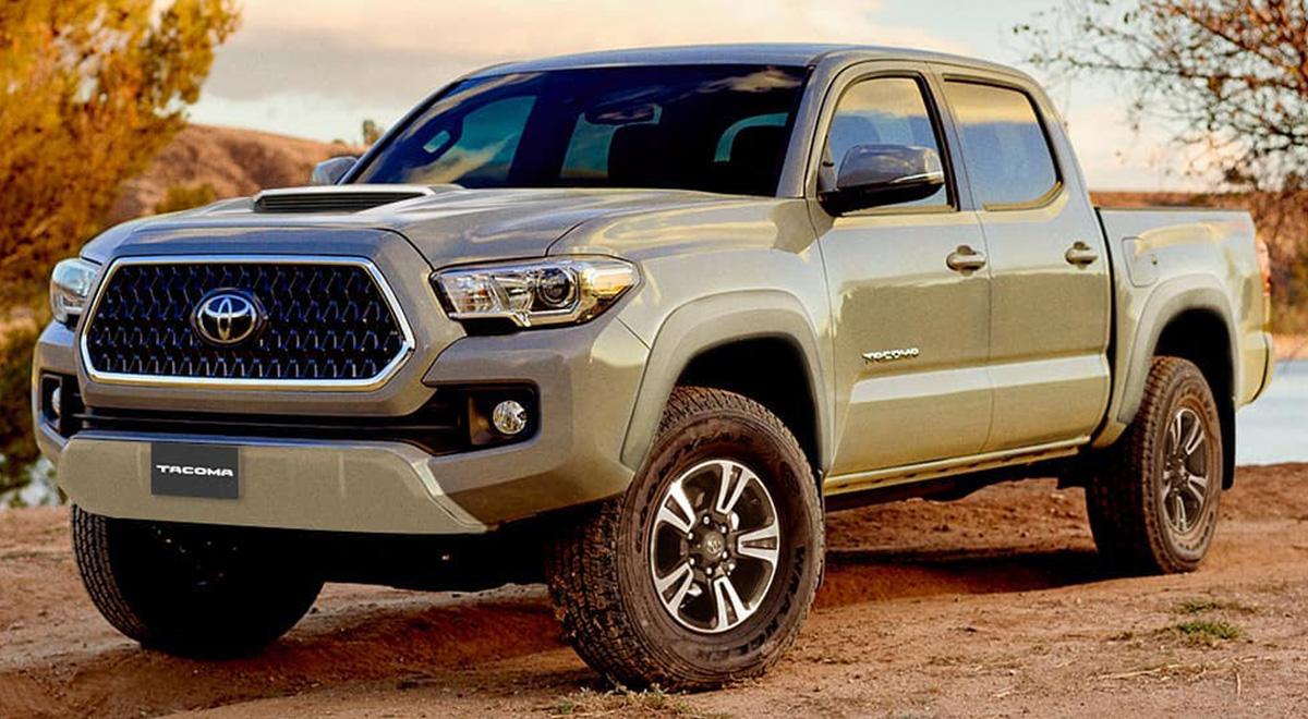 Toyota Tacoma precio 1