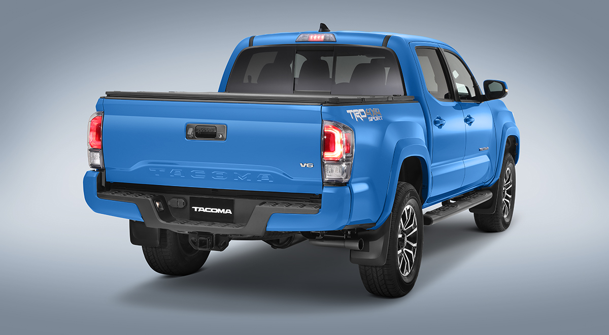 Toyota Tacoma precio 2