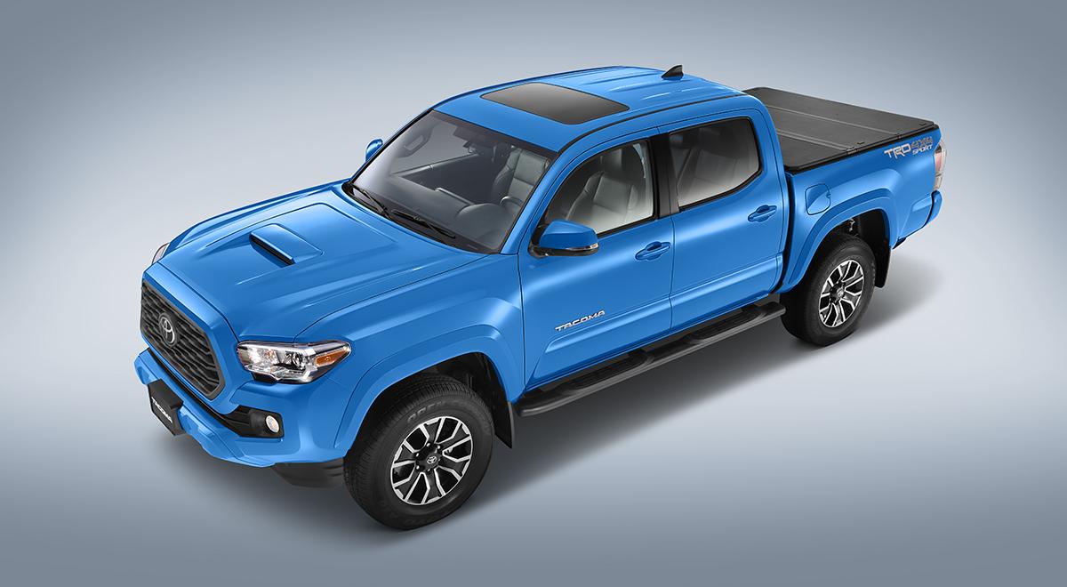 Toyota Tacoma precio 4