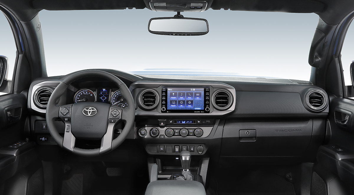 Toyota Tacoma precio 6