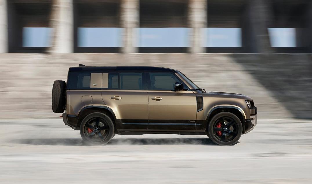 Land Rover Defender precios versiones México 06/2021