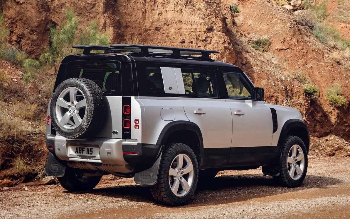 Land Rover Defender precio mexico