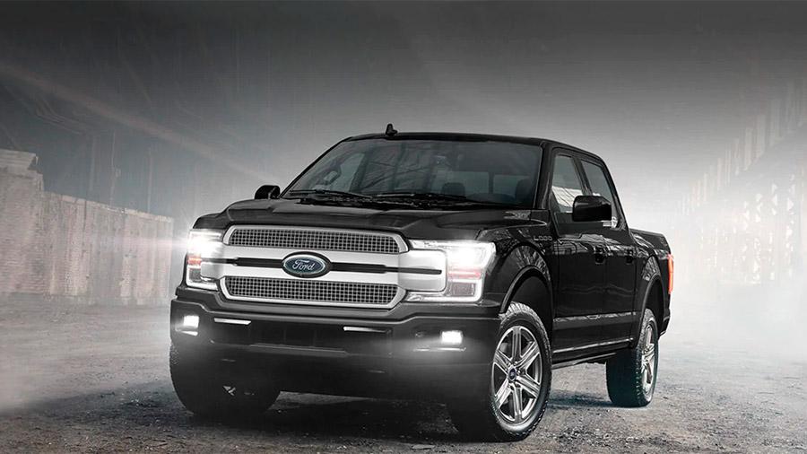 Se venden 3 versiones de esta musculosa camioneta