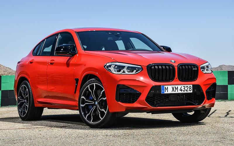 BMW X4 precio mexico