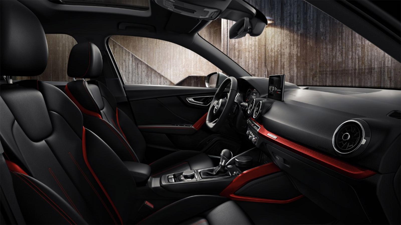 Audi Q2 precio 6