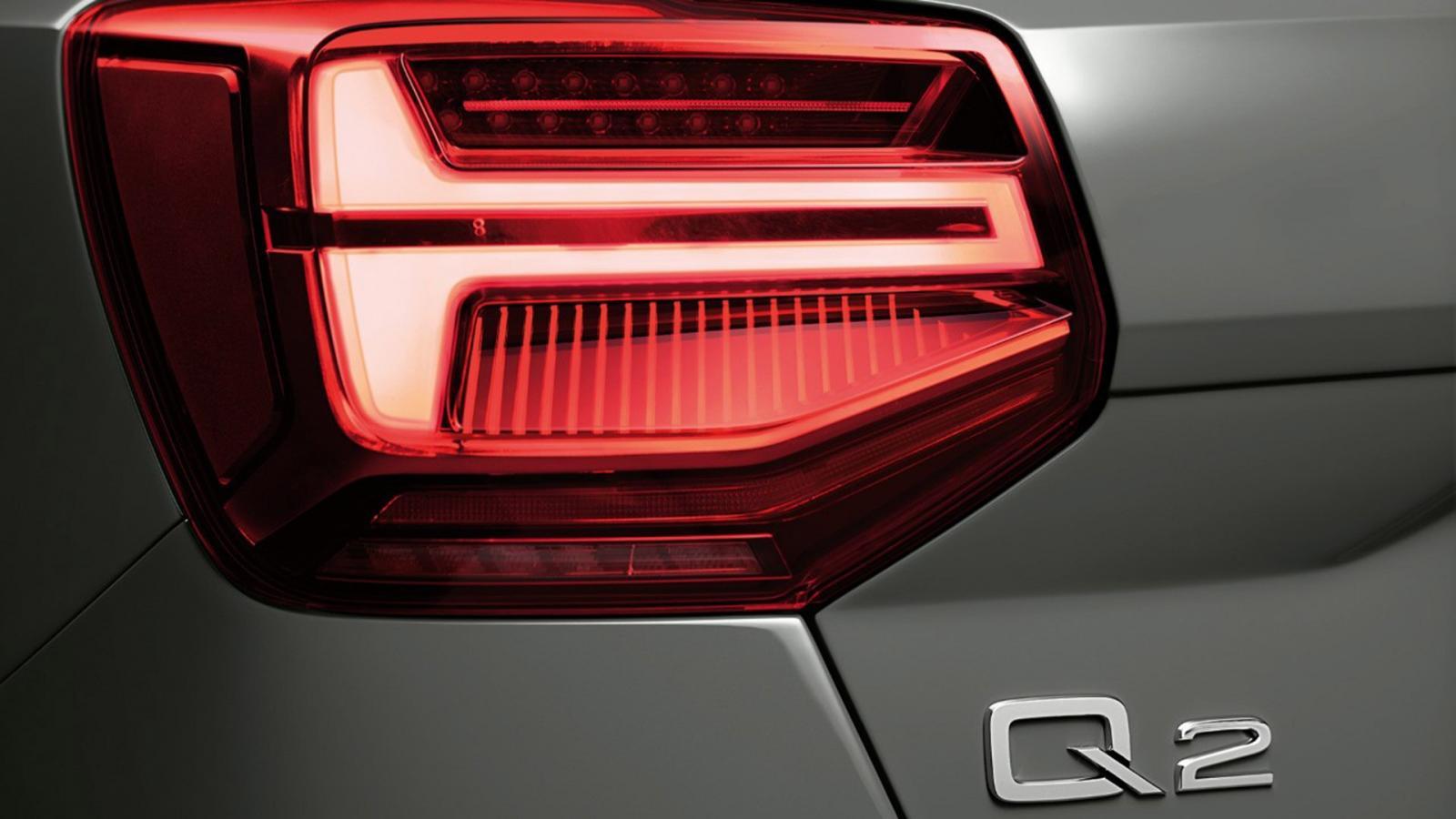 Audi Q2 precio 4