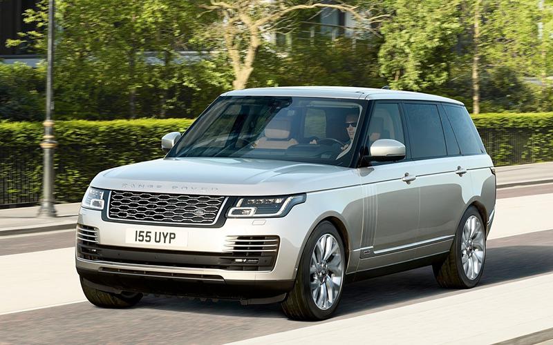 Land Rover Range Rover precio mexico