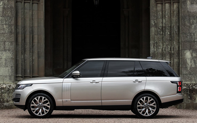 Land Rover Range Rover precio 1
