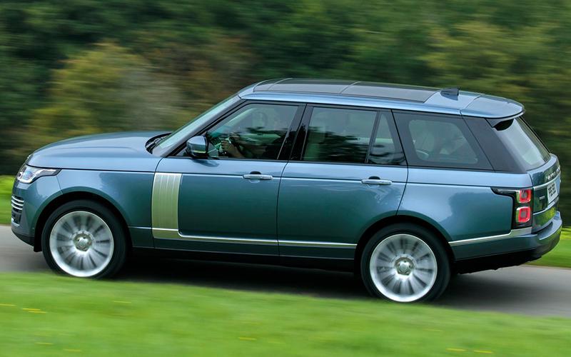 Land Rover Range Rover precio 2