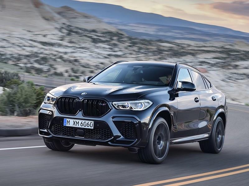 La BMW X6