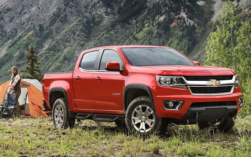 Chevrolet Colorado precio mexico