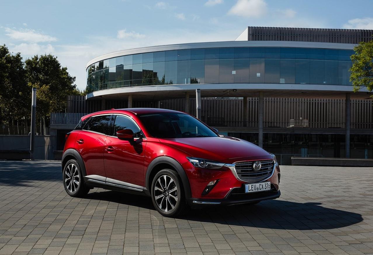 Mazda CX-3 i Grand Touring 2021 resena opiniones