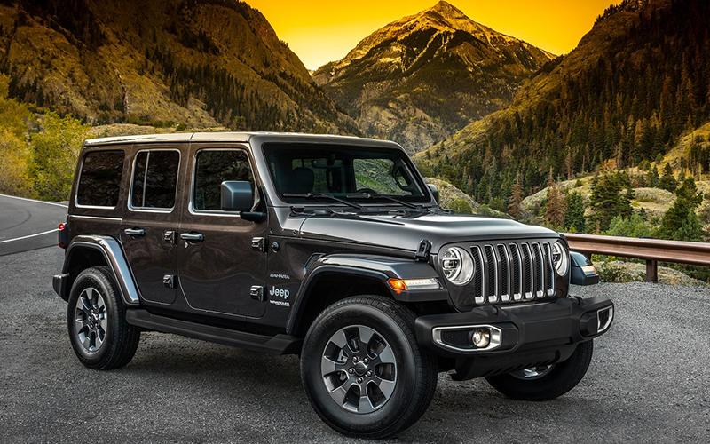 Jeep Wrangler precio 2