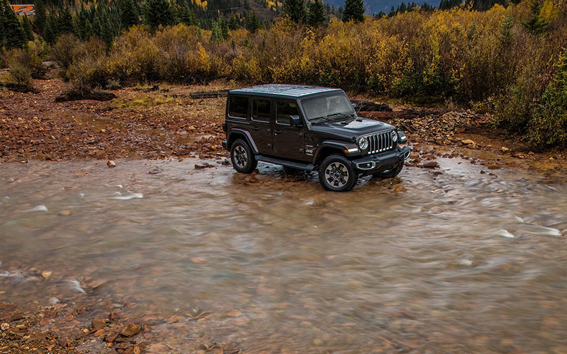 Jeep Wrangler precio 4
