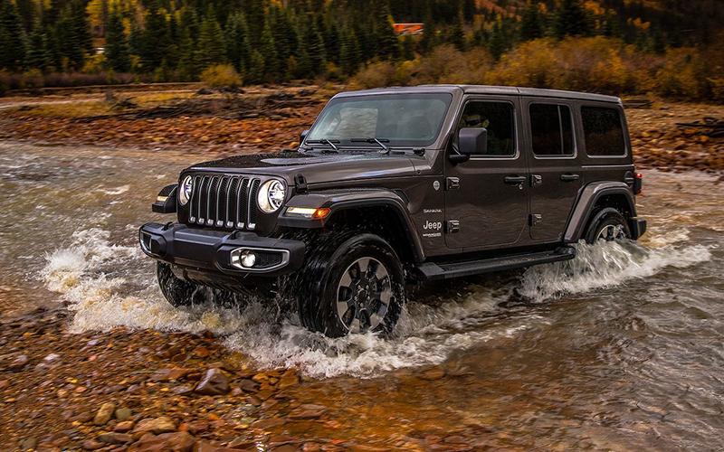 Jeep Wrangler precio 5