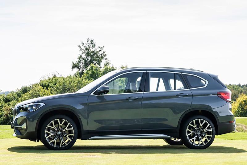 BMW X1 sDrive20i 2021 resena opiniones