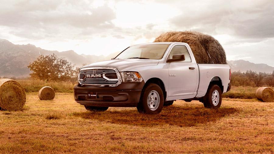 Solo se vende una versión de esta camioneta en el país