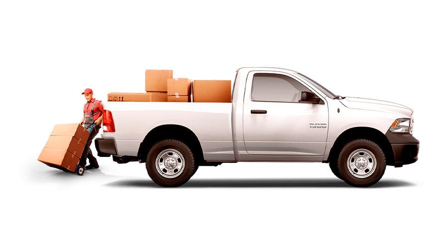 La pick-up de Ram tiene todo para ser una gran aliada dentro de un espacio de trabajo