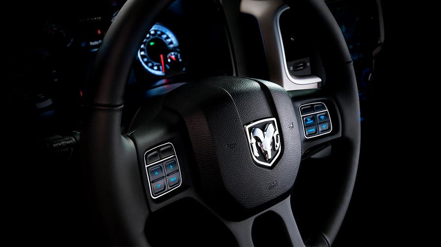Lleva un motor Pentastar V6 de 3.6 litros