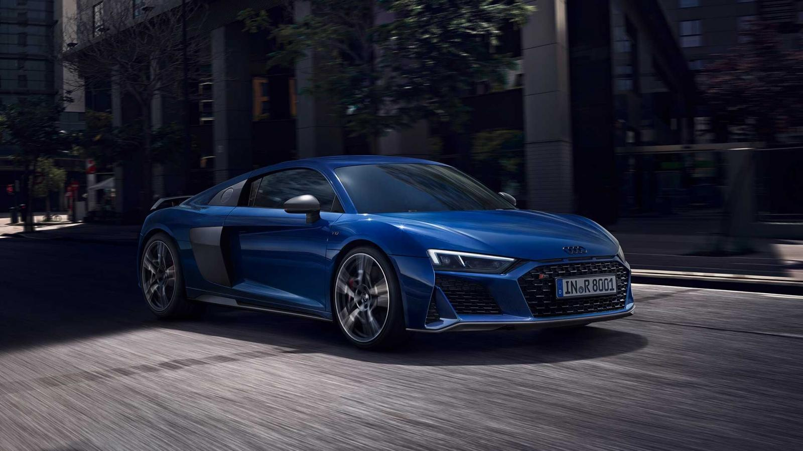 Audi R8 Coupe Performance 2021