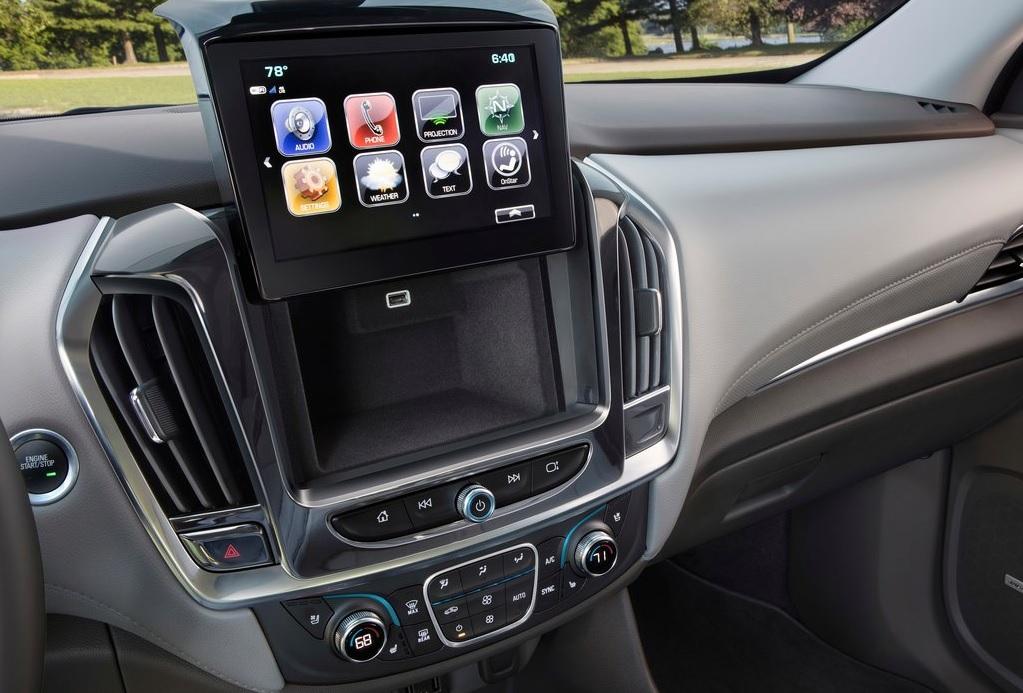 Toyota Highlander Limited BR 2020 Chevrolet Traverse LT 2020 Comparativa