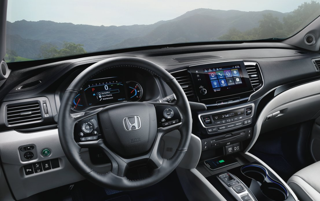 Honda Pilot Touring 2021 resena opiniones
