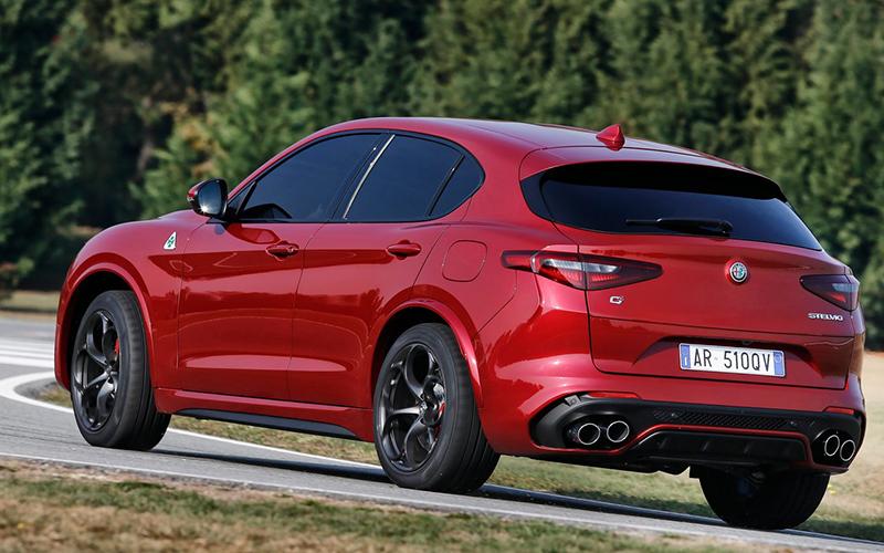 Alfa Romeo Stelvio precio mexico