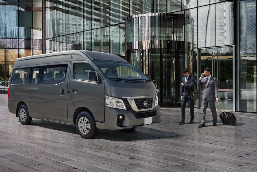 Nissan NV350 Urvan precio mexico