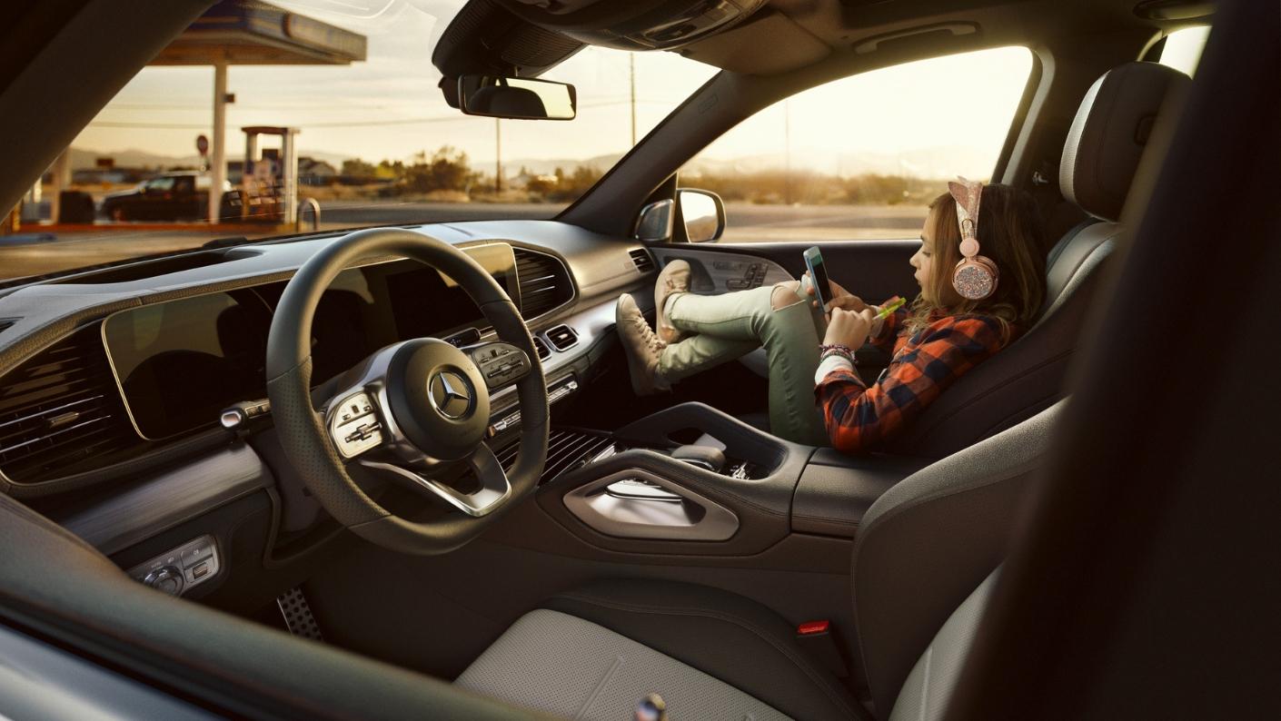 Mercedes-Benz GLE precio mexico