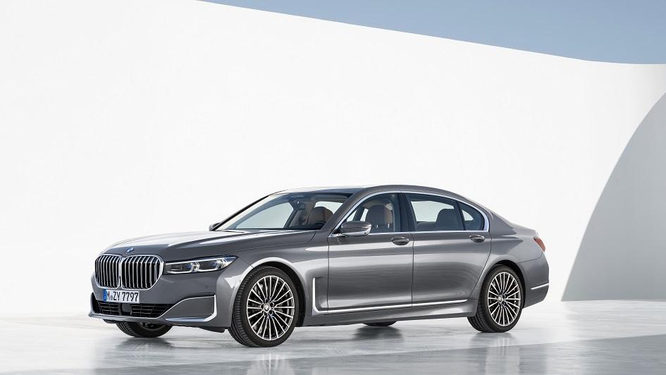BMW Serie 7 precio mexico