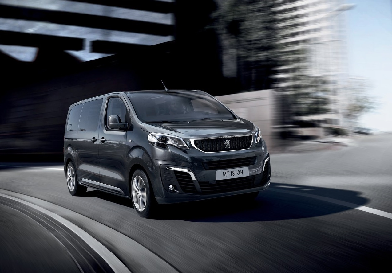 Peugeot Traveller precio mexico