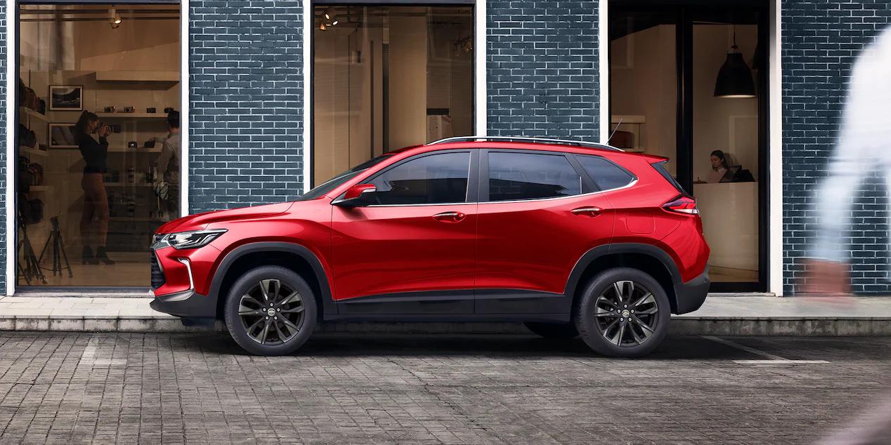 Chevrolet Tracker Premier 2021 resena opiniones