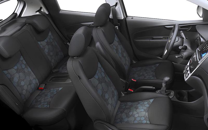 Chevrolet Spark Premier Manual 2021 resena opiniones