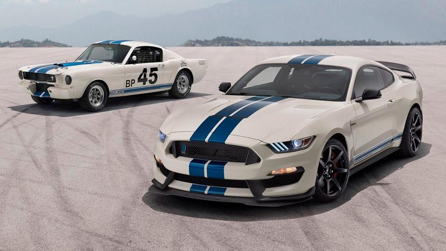 A finales del año pasado, Ford lanzó una edición especial de este auto