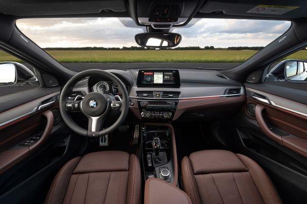 BMW presentó la X2 M Mesh Edition 2021
