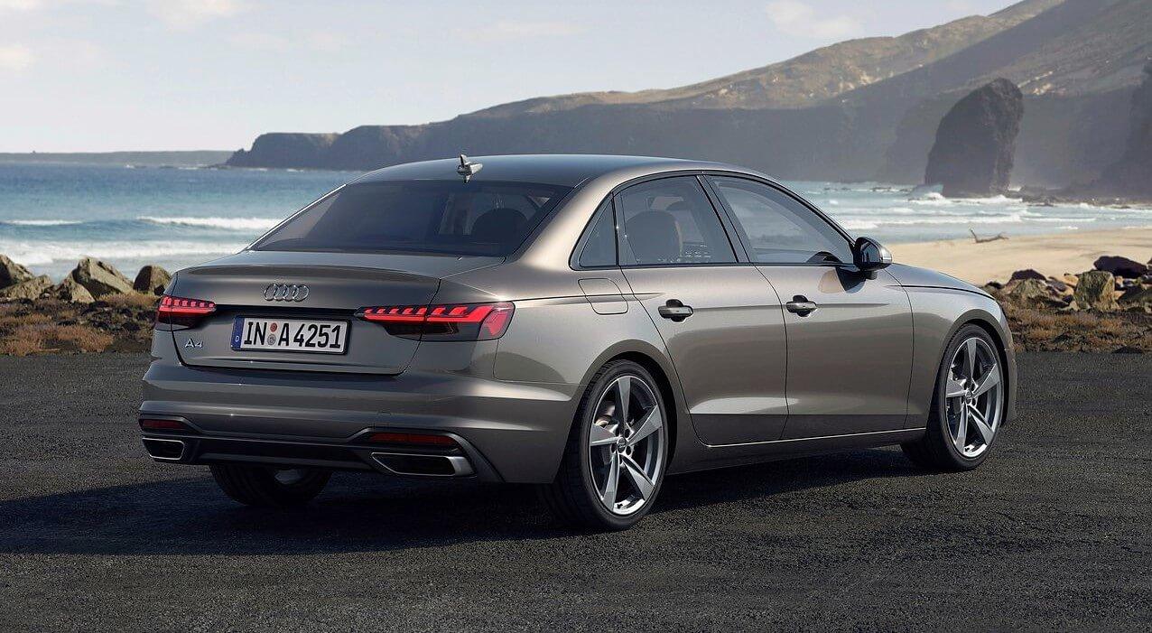 BMW Serie 3 330i 2021 Audi A4 45 TFSI S line 2021 Comparativa