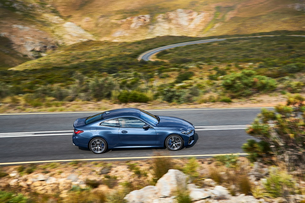 BMW Serie 4 M440i xDrive 2021 resena opiniones