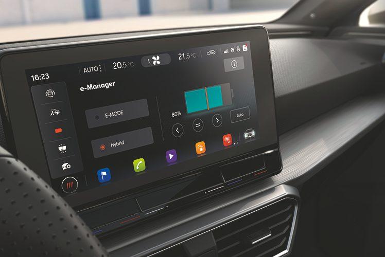 SEAT lanzó el León e-HYBRID, el primer híbrido enchufable de la marca