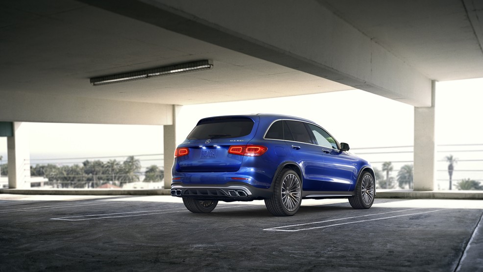 Mercedes-Benz GLC precio mexico