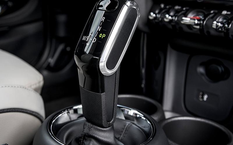 Mini Cooper S 2021 palanca