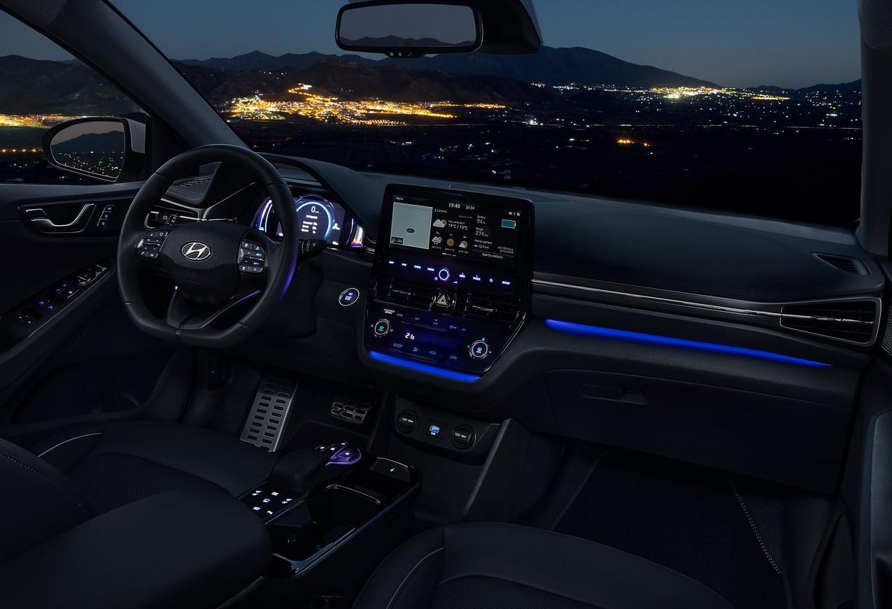 Hyundai Ioniq Limited 2021 resena opiniones