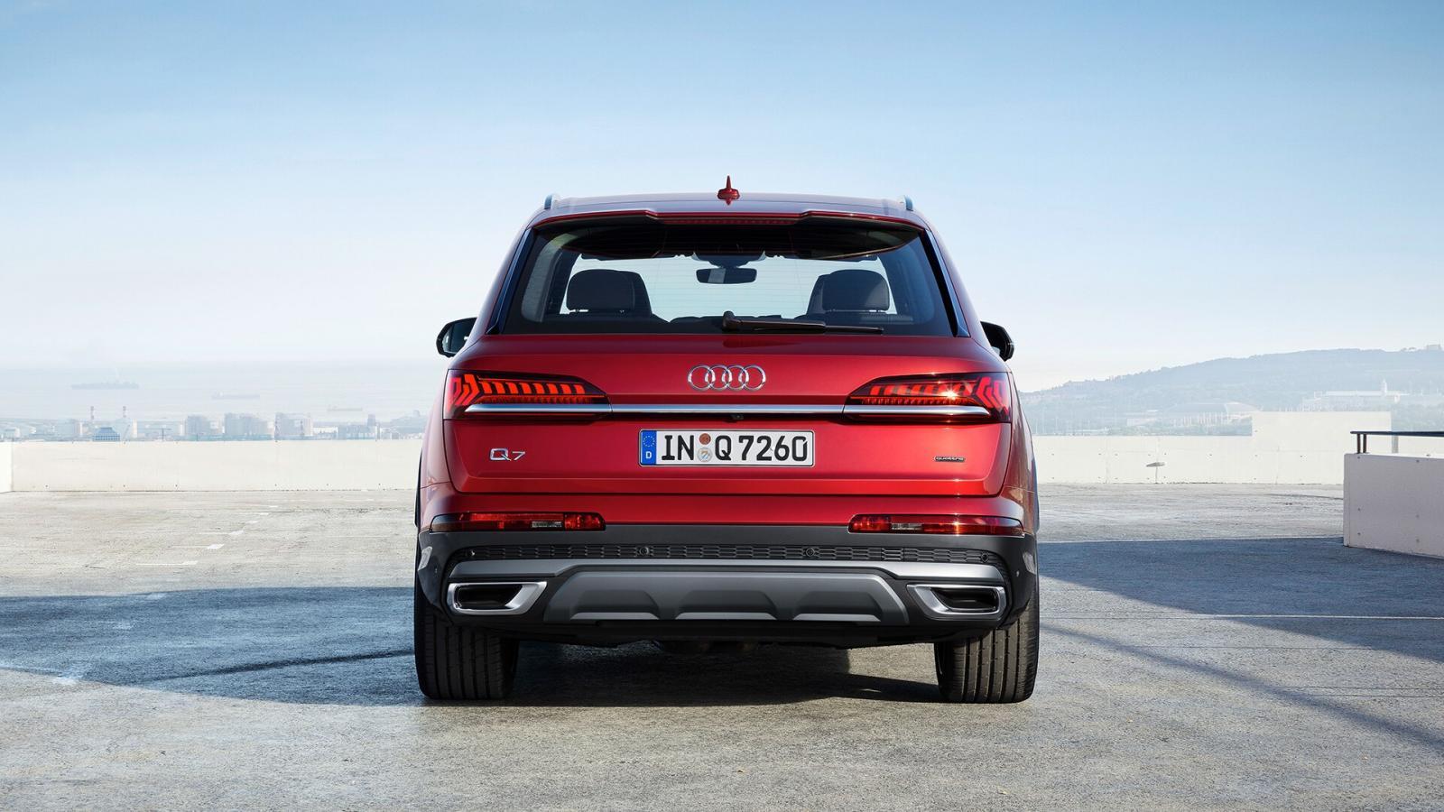 Audi Q7 precio mexico